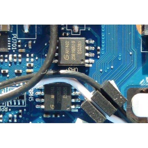 Reparacion de Notebooks Laptop Baires - Bios Dell 1745 Kat00
